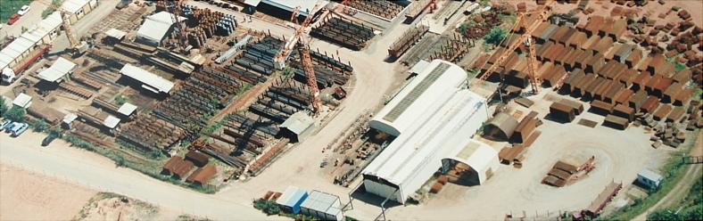 Bauvorhaben, Südwestdeutschen Stahlhandelsgesellschaft, Betonstahl